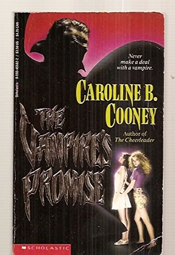 9780590456821: The Vampire's Promise