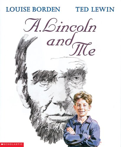 9780590457156: A. Lincoln And Me