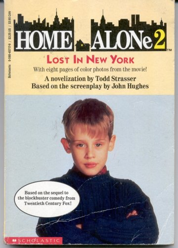 Home Alone 2: Lost In New York (With 8 Pages Of Color Photos From The Movie!)