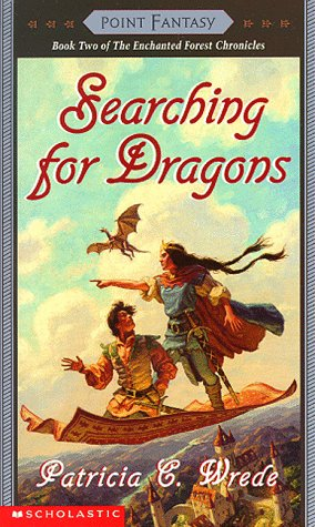 9780590457217: Searching for Dragons