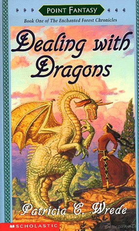 9780590457224: Dealing with Dragons (Enchanted Forest Chronicles)