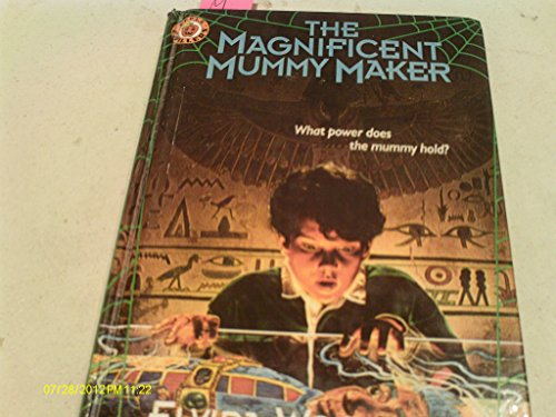 9780590457422: The Magnificent Mummy Maker