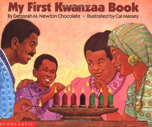 9780590457620: My First Kwanzaa Book