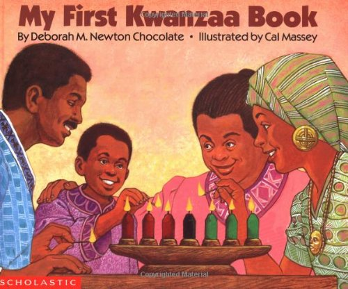 9780590457620: My First Kwanzaa Book