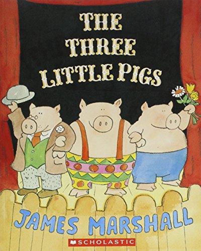 9780590457811: Three Little Pigs