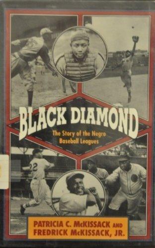 9780590458092: Black Diamond: The Story of the Negro Baseball Leagues