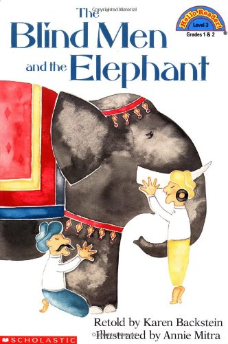 9780590458139: Blind Men and the Elephant, the (Level 3) (Cartwheel books)