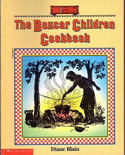 9780590458146: The Boxcar Children cookbook