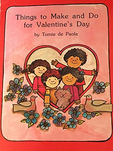 9780590458177: Things to Make and Do For Valentine's Day
