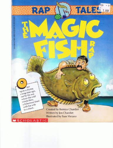 9780590458597: The Magic Fish Rap (Rap Tales)