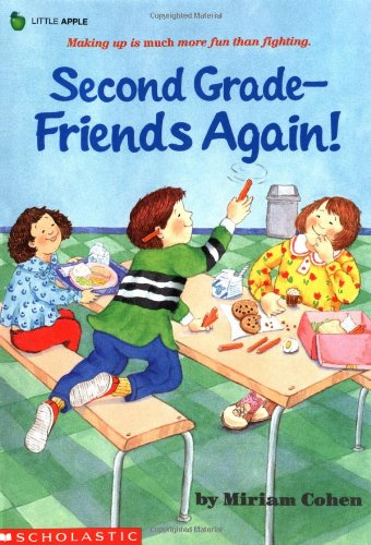 9780590459068: Second Grade - Friends Again!