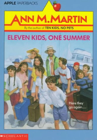 9780590459174: Eleven Kids, One Summer (An Apple Paperback)