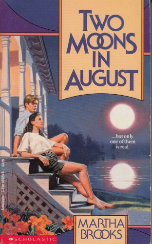 Image result for two moons in august book