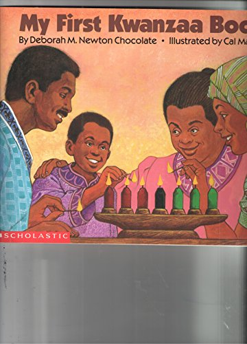 9780590459273: My First Kwanzaa Book