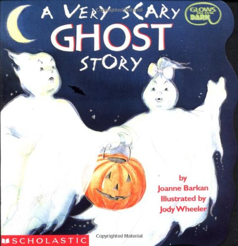 9780590459372: A Very Scary Ghost Story (Cartwheel)