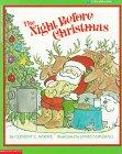 9780590459778: Night Before Christmas (Blue Ribbon Book)