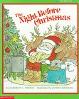 Night Before Christmas (Blue Ribbon Book) (9780590459778) by Clement C. Moore