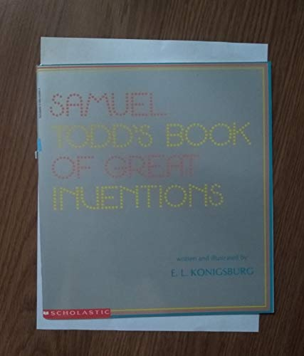 9780590459891: Samuel Todd's Book of Great Inventions