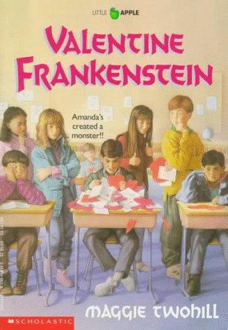 9780590460392: Valentine Frankenstein