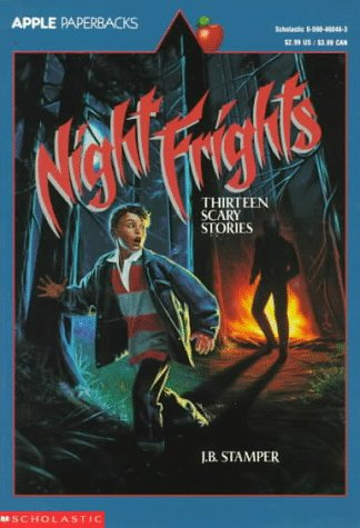 9780590460460: Night Frights: Thirteen Scary Stories (An Apple Paperback)