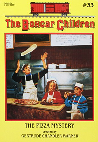 9780590460590: the boxcar children: the pizza mystery