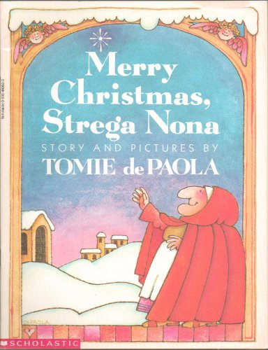 Merry Christmas, Strega Nona: DePaola, Tomie