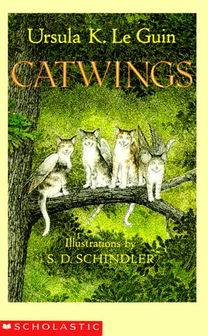 9780590460729: Catwings (Mini Book)