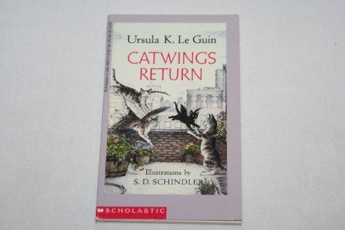 9780590460743: Catwings Return (Mini Book)