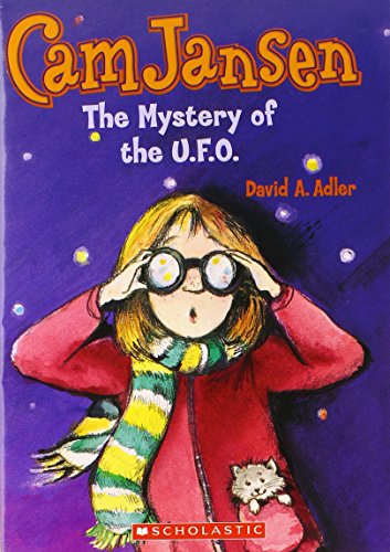 9780590461221: Cam Jansen and the mystery of the U.F.O (Cam Jansen adventure)