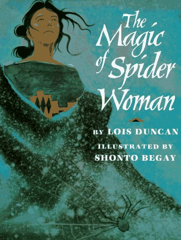 Magic of Spider Woman: Duncan, Lois