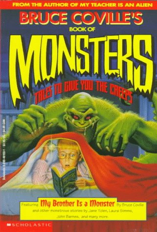 9780590461597: Bruce Coville's Book of Monsters: Tales to Give You the Creeps