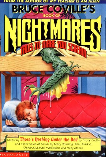 9780590461610: Bruce Coville's Book of Nightmares: Tales to Make You Scream