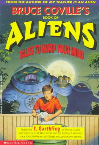 9780590461627: Bruce Coville's Book of Aliens: Tales to Warp Your Mind
