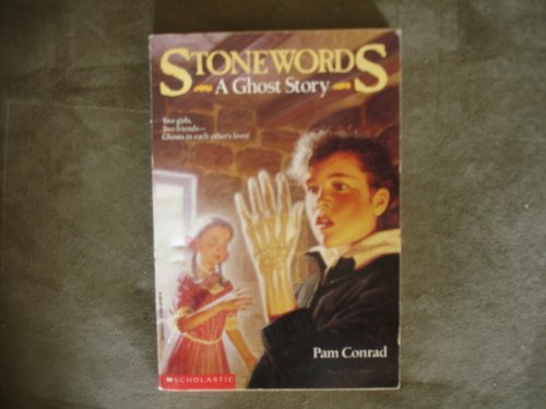 9780590461696: Stonewords: A Ghost Story