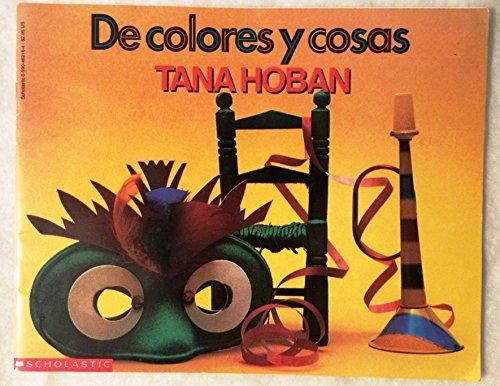 9780590462167: De Colores Y Cosas