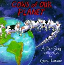 9780590462334: Cows of Our Planet: A Far Side Collection