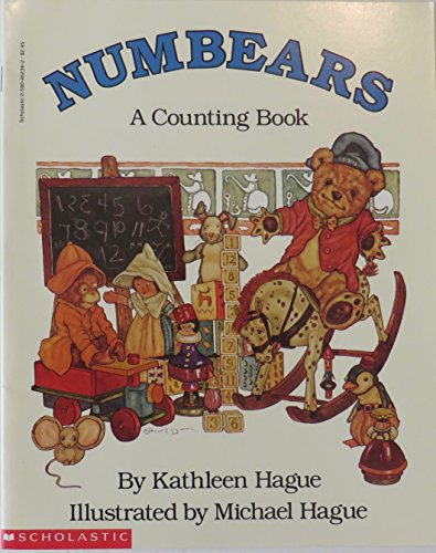 9780590462341: Numbears: a Counting Book