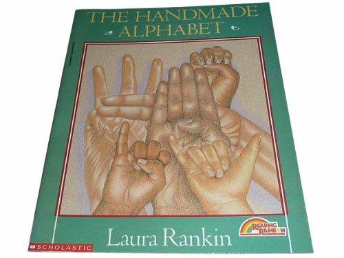 9780590462396: HANDMADE ALPHABET (READING RAINBOW)