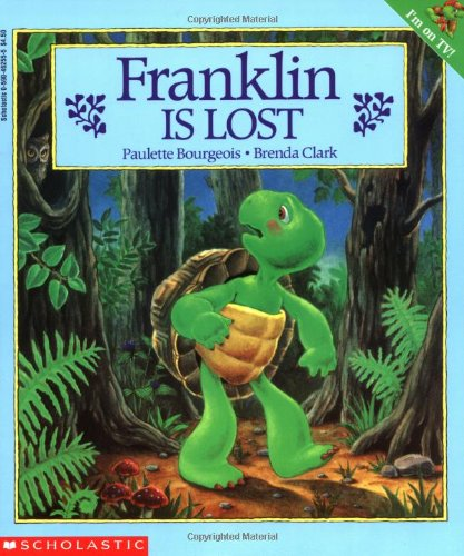 9780590462556: Franklin Is Lost