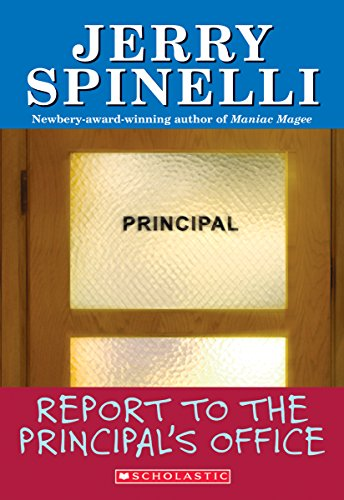 9780590462778: Report To The Principal's Office! (School Daze Series)