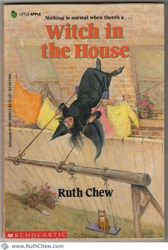 9780590462815: Witch in the House