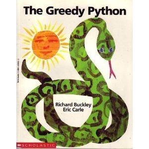 9780590462846: The Greedy Python