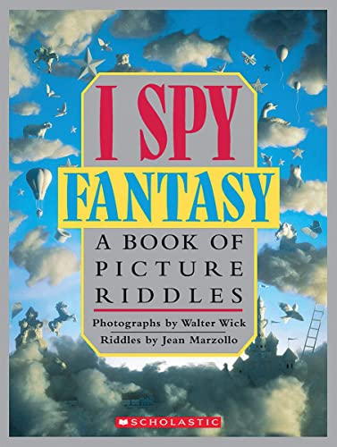 9780590462952: I Spy Fantasy: A Book of Picture Riddles