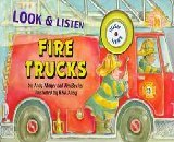 9780590462983: Fire Trucks (Look & Listen/Board Book)