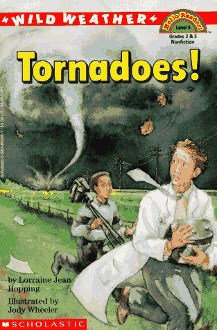 9780590463386: Tornadoes! (Scholastic Reader, Level 4)