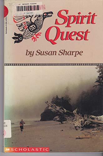9780590463546: Spirit Quest