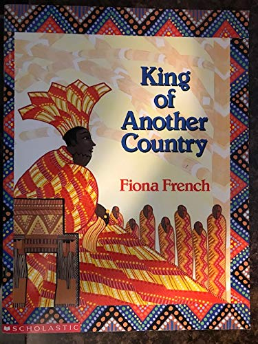 9780590463706: king of another country