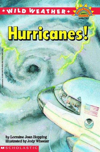 9780590463782: Hurricanes! (Hello Reader)