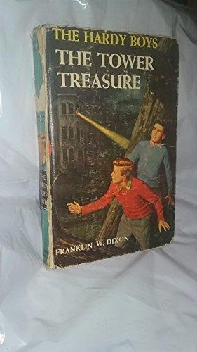 The Tower Treasure (Hardy Boys, Book 1): Franklin W. Dixon