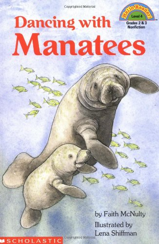 9780590464017: Dancing with Manatees (Hello Reader!, Level 4)